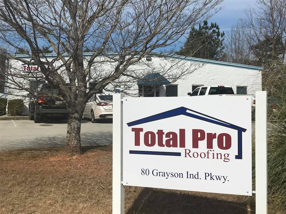 Total Pro Roofing 80 Grayson Industrial Blvd