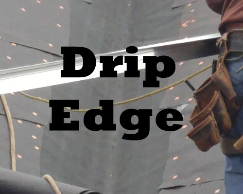 Drip Edge Is Code In Georgia Total Pro Roofing