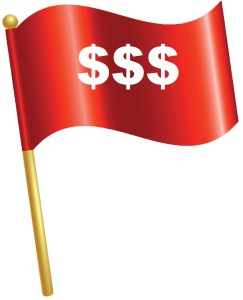 red flag price