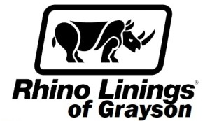RHINO linings of Grayson