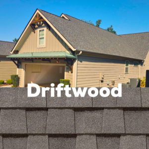 Certainteed Landmark Driftwood Shingles installed by Total Pro Roofing in Grayson Georgia