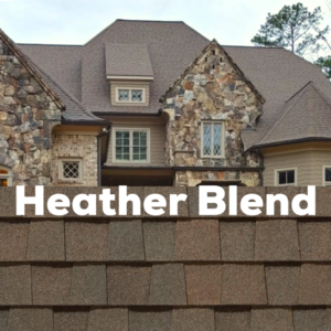Certainteed Landmark Heather Blend shingles installed by Total Pro Roofing Gwinnett County Roofer